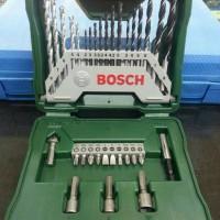 Drill & Screwdriver Bit Set 33 Pcs Bosch / Bor & Mata Obeng Set