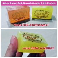 SABUN CREAM SARI ORIGINAL NORMAL DAN OILY