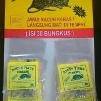 harga Racun Tikus Ampuh/racun Celeng/racun Anjing/racun Musang/ciaksie Tokopedia.com