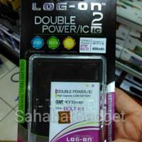 Baterai/Battery Logon Double Power Hp zte Bolt E1 Powerphone
