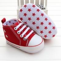 Sepatu Anak : Prewalker PW 19 Converse Red
