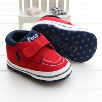 Sepatu Anak : Prewalker PW 19 Polo Red
