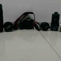 Canon 50d + Sigma 70-200mm + Canon 17-40 L F4.0 + Canon 85mm F 1.8 DLL