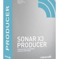 Cakewalk SONAR X3 Producer Edition