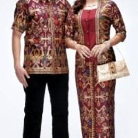 Sarimbit Batik Kemeja dan RokBlus Panjang Narita Prodo JUMBO