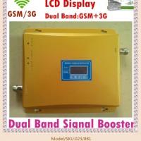 harga Gsm Repeater Dual Band (high Power) Dual Band Gsm & 3g (tanpa Antenna) Tokopedia.com
