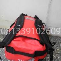 Tas Travel The North Face Base camp Duffel small 42L Red