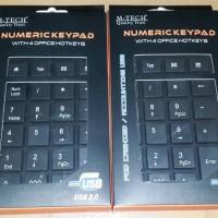 keyboard numeric usb 2.0 ( keyboard komputer )