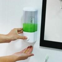 harga Dispenser Sabun Manual Hand Soap Tempat Sabun Cair Cuci Tangan Mandi Tokopedia.com