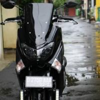 windshield / visor yamaha Nmax Black
