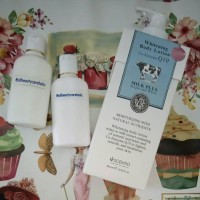 Scentio Body Lotion SAMPLE Co-Enzyme Q10 Milk Plus By BEAUTY BUFFET