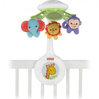 Fisher Price Rainforest Musical Mobile (FISHER PRICE)