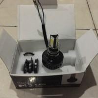 harga Led Headlamp Motor 3 Sisi Besar Tokopedia.com