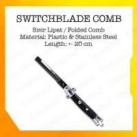 Switchblade Comb   Sisir Lipat