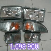 Head Lamp Mitsubishi Canter Copotan