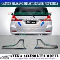 Garnish Reflektor Lampu Belakang Suzuki New Ertiga Facelift/Dreza