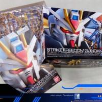 RG 1/144 Strike Freedom Gundam