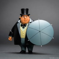 DC Collectibles Penguin [Animated Ver.] ORI