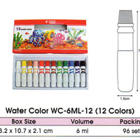 Titi Cat Air Water Color Wc-6ml-12