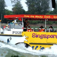 Tiket Sightseeing Tour Bus Guide Singapore (Hippo Hop On)