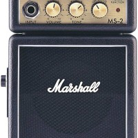 Marshall MS-2 - Portable Micro Amplifier