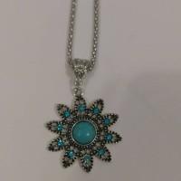 kalung antik vintage cantik murah