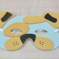 harga Foam Craft - Bulldog Mask Party 07 / Topeng Pesta Anjing Bulldog Tokopedia.com