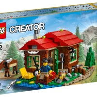 LEGO 31048 - Creator - Lakeside Lodge