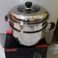Panci Pengukus (Steamer) 24cm