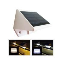 Lampu Hias Dinding Solar Cell Panel Surya 4 Led Tenaga Matahari