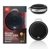 Jual ORIGINAL JBL MICRO Wireless Portable Bluetooth Speaker || Black Murah