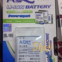 Baterai Double Power Adss Lenovo Seri A789,p70,s560 Bl-169 4400mah