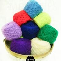 harga Rajut Wool / Benang Wol Lokal - Tebal 1 Mm Tokopedia.com