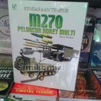 Seri Kendaraan Tempur : M270 Peluncur Roket Multi - Steve Parker