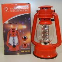 harga Lentera / Petromak / Lampu Emergency Cas + Batere 108 Tokopedia.com