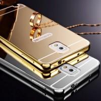 Galaxy Note 3 Aluminum Bumper Mirror Hard Back Case