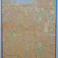 Peta Provinsi DKI Jakarta (Lipat)