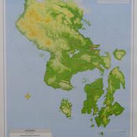 Peta Provinsi Sulawesi Tenggara (Lipat)