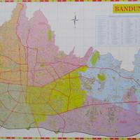 Peta Kota Bandung (Lipat)