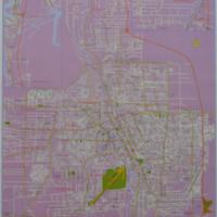 Peta Kota Medan (Lipat)
