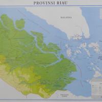 Peta Provinsi Riau (Lipat)