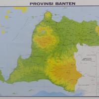 Peta Provinsi Banten (Lipat)