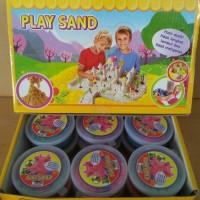 Play Sand/mainan pasir
