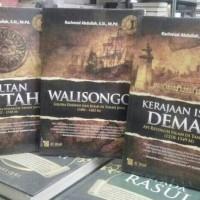 WALISONGO, SULTAN FATAH, KERAJAAN ISLAM DEMAK /1 set Kerajan Islam