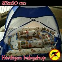 Jual kasur bayi tenda kelambu/bantal guling/bedong/selimut karakter Murah