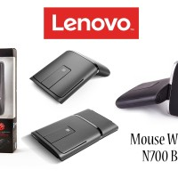 harga Lenovo Dual Mode Wireless Touch Mouse N700 Black - MURAH Tokopedia.com
