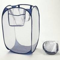 Tas Lipat Laundry (Laundry Basket Foldable) / Tempat Keranjang Baju