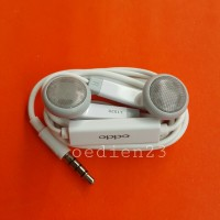 harga Headset/Earphone Original Oppo Smartphone White Tokopedia.com