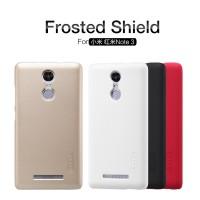 Hard Case Nillkin Frosted Shield Redmi Note 3 (Bonus Screen Guard)