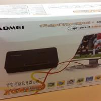 TV Tuner Gadmei 5821 New/Converter AV to VGA untuk Monitor CRT/LCD/LED